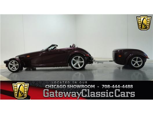 1997 Plymouth Prowler for sale in Tinley Park, Illinois 60487
