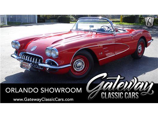 1960 Chevrolet Corvette for sale in Lake Mary, Florida 32746