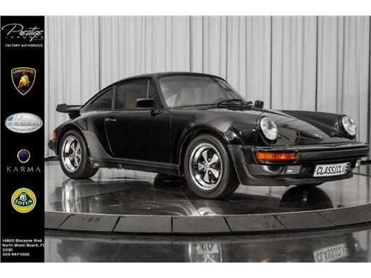 1987 Porsche 911 Turbo for sale in North Miami Beach, Florida 33181