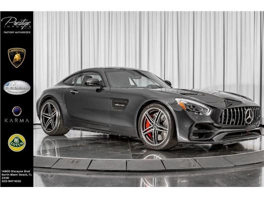 2019 Mercedes-Benz AMG GT for sale in North Miami Beach, Florida 33181