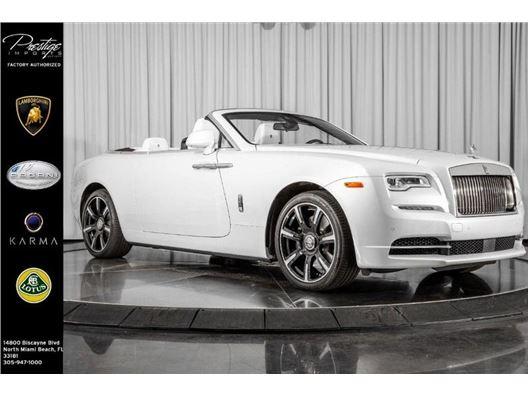 2019 Rolls-Royce Dawn for sale in North Miami Beach, Florida 33181