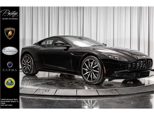 2018 Aston Martin DB11 for sale in North Miami Beach, Florida 33181