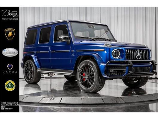 2020 Mercedes-Benz G-Class for sale in North Miami Beach, Florida 33181