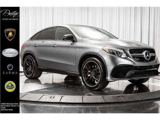 2018 Mercedes-Benz GLE for sale in North Miami Beach, Florida 33181