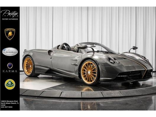 2017 Pagani Huayra Roadster for sale in North Miami Beach, Florida 33181