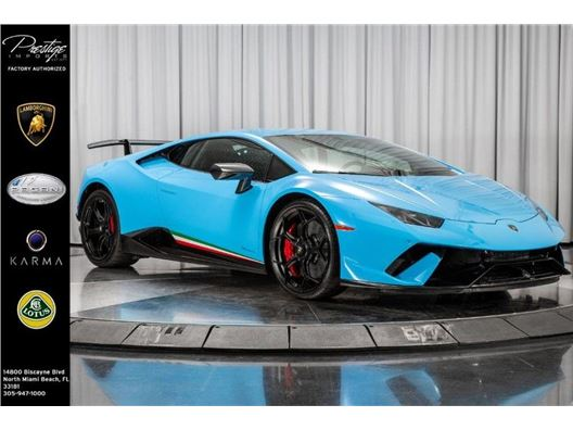 2019 Lamborghini Huracan for sale in North Miami Beach, Florida 33181