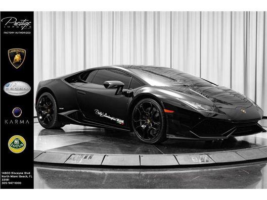 2016 Lamborghini Huracan for sale in North Miami Beach, Florida 33181