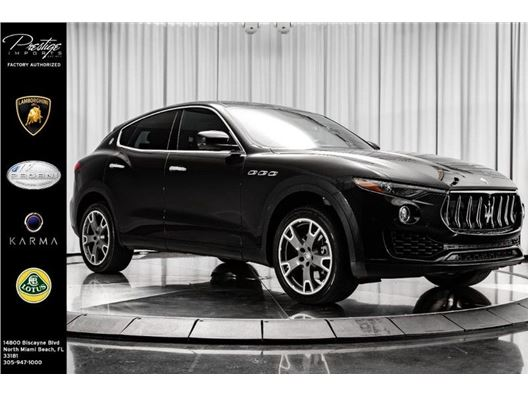 2017 Maserati Levante for sale in North Miami Beach, Florida 33181