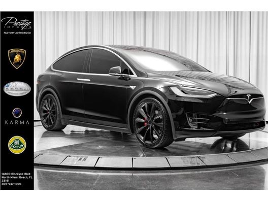 2016 Tesla Model X for sale in North Miami Beach, Florida 33181