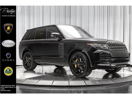2019 Land Rover Overfinch for sale in North Miami Beach, Florida 33181