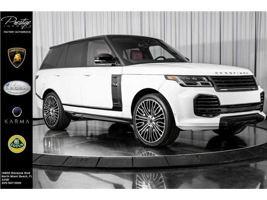 2020 Land Rover Overfinch for sale in North Miami Beach, Florida 33181