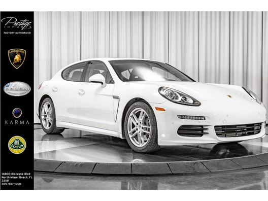 2016 Porsche Panamera .......CPO for sale in North Miami Beach, Florida 33181