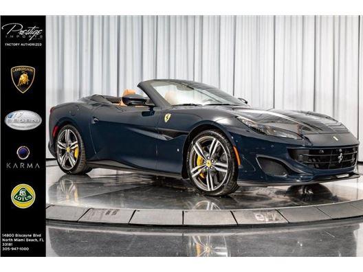 2019 Ferrari Portofino for sale in North Miami Beach, Florida 33181