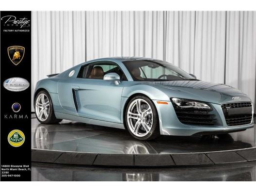 2009 Audi R8 for sale in North Miami Beach, Florida 33181