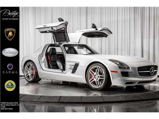 2013 Mercedes-Benz SLS AMG GT for sale in North Miami Beach, Florida 33181