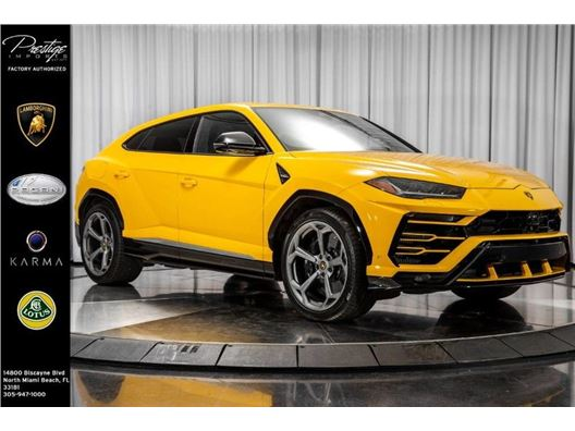 2019 Lamborghini Urus for sale in North Miami Beach, Florida 33181