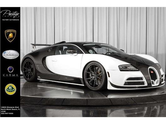 2008 Bugatti Veyron for sale in North Miami Beach, Florida 33181