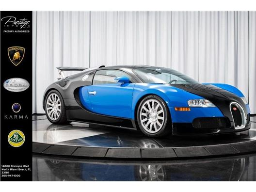 2010 Bugatti Veyron for sale on GoCars.org