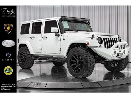 2015 Jeep Wrangler Unlimited for sale on GoCars.org