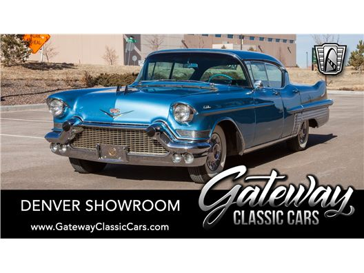 1957 Cadillac Fleetwood for sale in Englewood, Colorado 80112