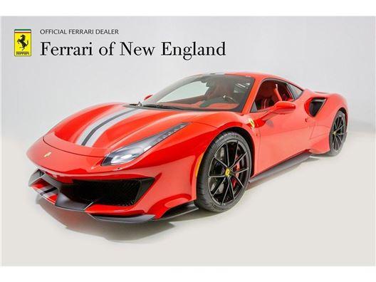 2019 Ferrari 488 Pista for sale in Norwood, Massachusetts 02062