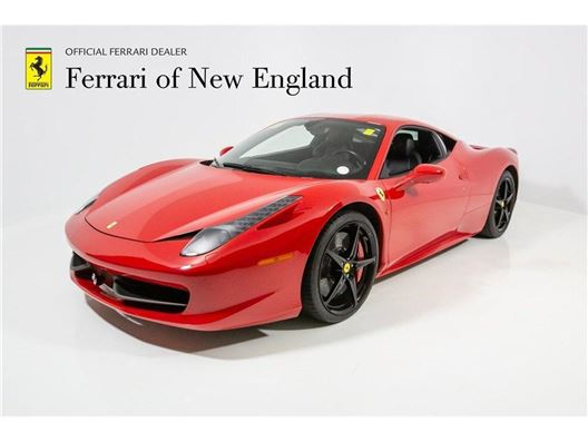 2012 Ferrari 458 Italia for sale in Norwood, Massachusetts 02062