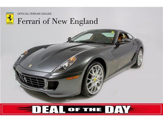 2008 Ferrari 599 GTB Fiorano for sale in Norwood, Massachusetts 02062