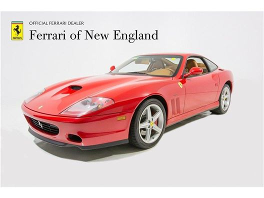 2002 Ferrari 575M Maranello for sale in Norwood, Massachusetts 02062