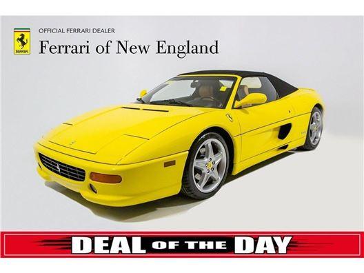 1999 Ferrari F355 SPIDER for sale in Norwood, Massachusetts 02062
