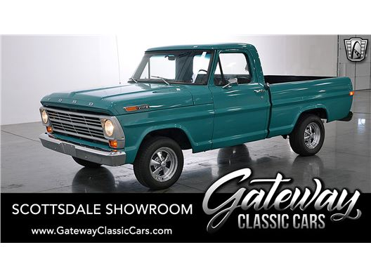 1970 Ford F100 for sale in Phoenix, Arizona 85027