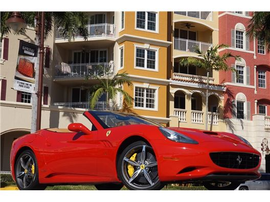 2014 Ferrari California for sale in Naples, Florida 34104