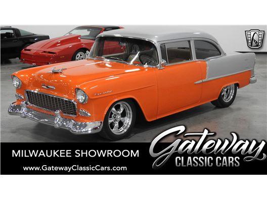 1955 Chevrolet 210 for sale in Kenosha, Wisconsin 53144