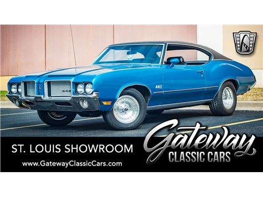 1972 Oldsmobile Cutlass for sale in OFallon, Illinois 62269