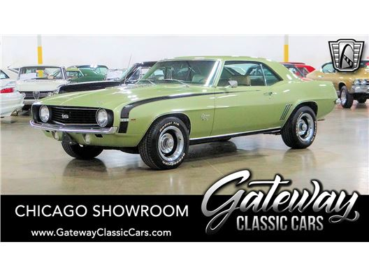 1969 Chevrolet Camaro for sale in Crete, Illinois 60417