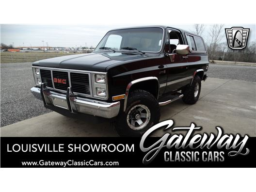 1986 GMC K1500 for sale in Memphis, Indiana 47143