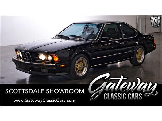 1988 BMW M6 for sale in Phoenix, Arizona 85027