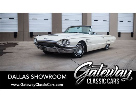 1965 Ford Thunderbird for sale in DFW Airport, Texas 76051