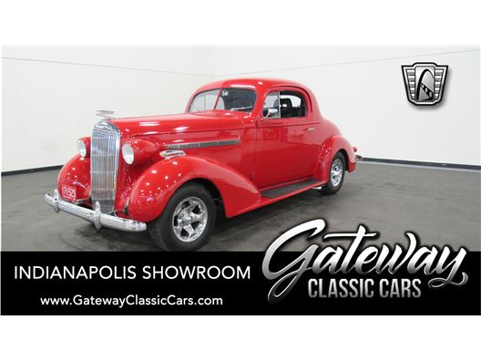 1936 Buick 3 Window Coupe for sale in Indianapolis, Indiana 46268