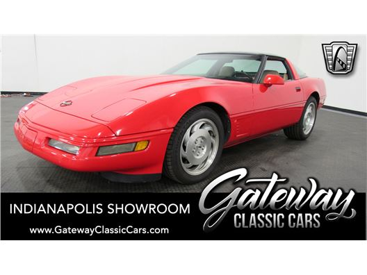 1996 Chevrolet Corvette for sale in Indianapolis, Indiana 46268