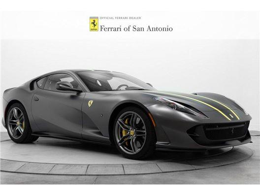 2019 Ferrari 812 Superfast for sale in San Antonio, Texas 78249