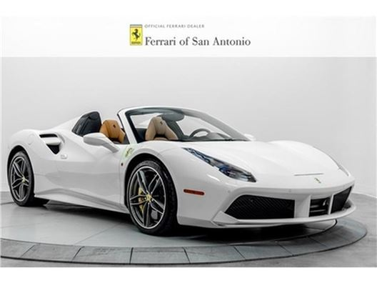2018 Ferrari 488 Spider for sale in San Antonio, Texas 78249
