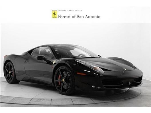 2015 Ferrari 458 Italia for sale in San Antonio, Texas 78249
