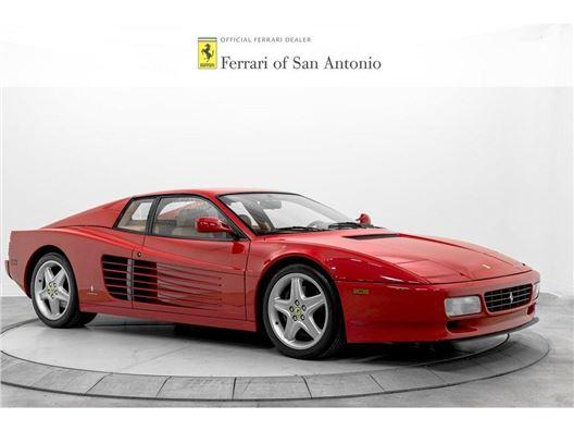 1993 Ferrari 512 Tr for sale in San Antonio, Texas 78249