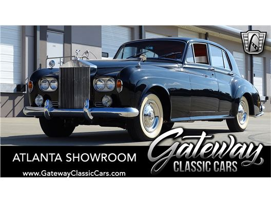 1963 Rolls-Royce Silver Cloud for sale in Alpharetta, Georgia 30005