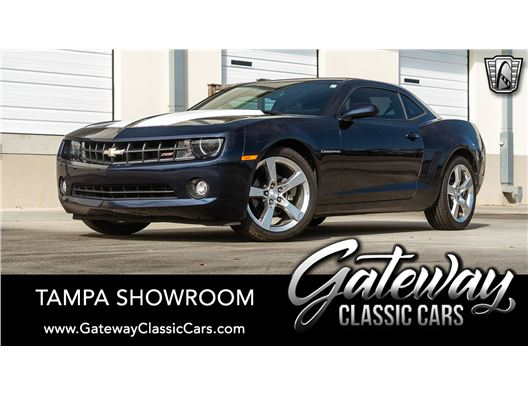 2010 Chevrolet Camaro for sale in Ruskin, Florida 33570