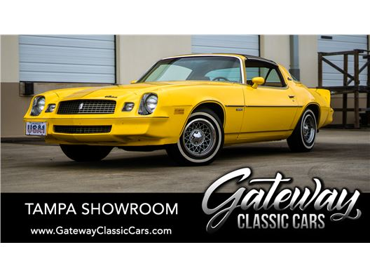 1980 Chevrolet Camaro for sale in Ruskin, Florida 33570