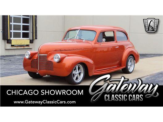 1940 Chevrolet Master Deluxe for sale in Crete, Illinois 60417