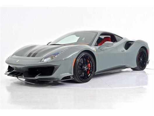2019 Ferrari 488 Pista for sale in Fort Lauderdale, Florida 33308