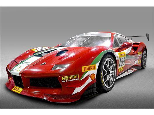 2016 Ferrari 488 Challenge for sale in Fort Lauderdale, Florida 33308