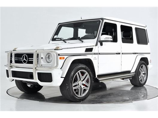 2015 Mercedes-Benz G-Class for sale in Fort Lauderdale, Florida 33308